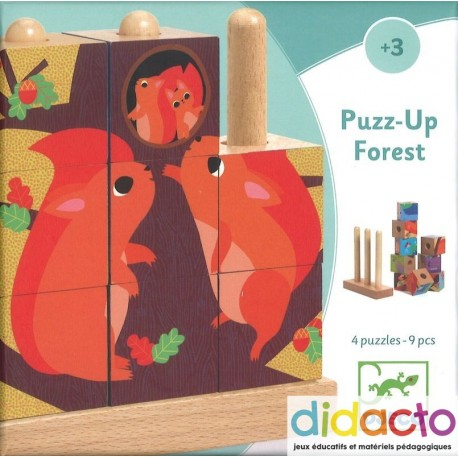 Puzz-Up Forest