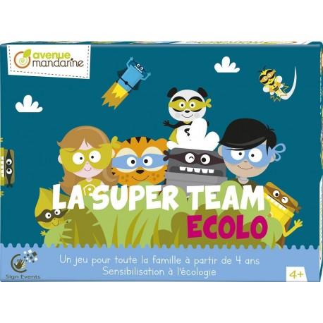 La super Team Ecolo