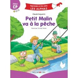 Petit Malin va à la pêche