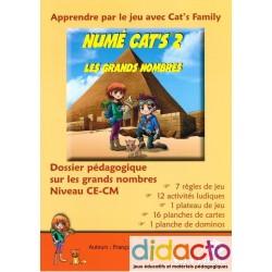 Numé Cat's II - Dossier pédagogique