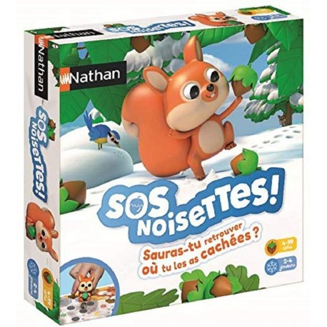 SOS Noisettes