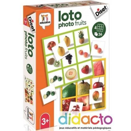 Loto photo fruits