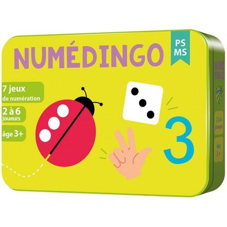 Numédingo PS-MS