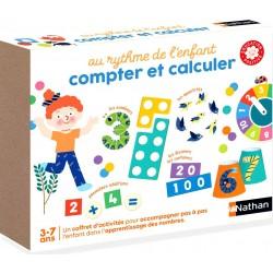 Au rythme de l'enfant: compter et calculer