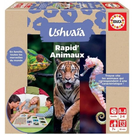 Ushuaïa -Rapid' Animaux