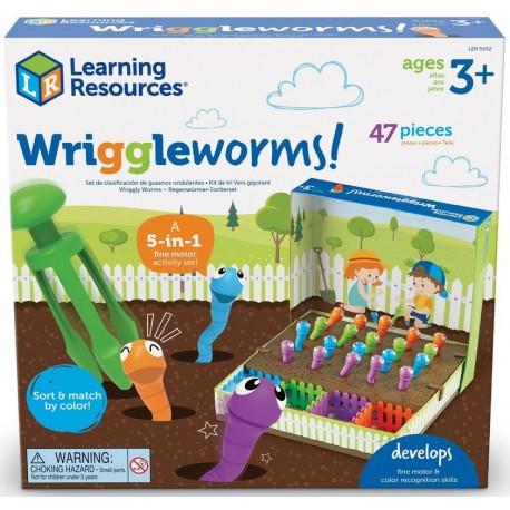 Wriggleworms!