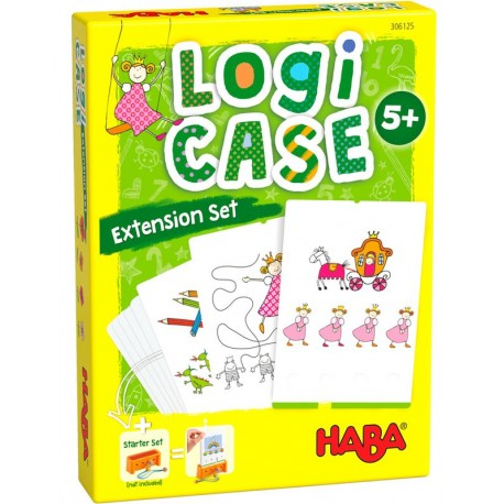 LogiCASE Extension – Princesses (5+)