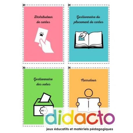 Fabulia - Fiche pédagogique
