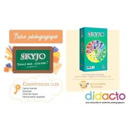 Skyjo - Fiche pédagogique