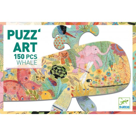 Puzz' Art Whale
