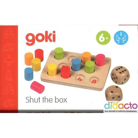 Shut the box mini