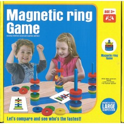 Magnetic Ring Game