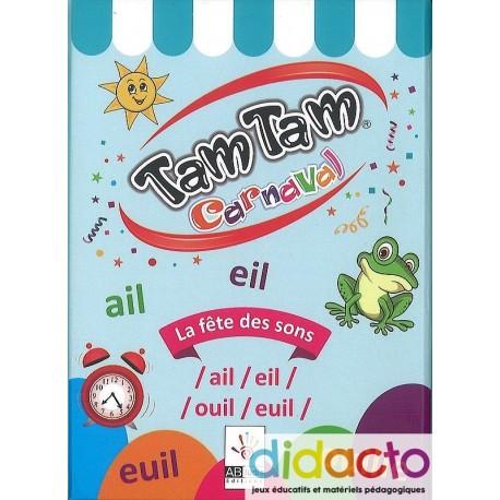 Tam Tam Carnaval - La fête des sons