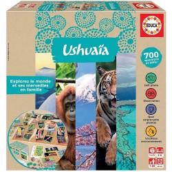 Ushuaïa - le jeu