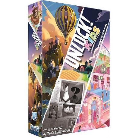 Unlock! Kids : Une Histoire de Détectives