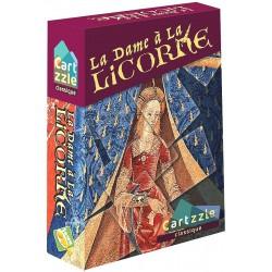 Cartzzle La dame à la licorne