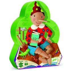 Puzzle conte: Pinocchio