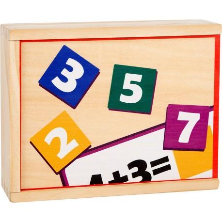 Coffret Maths Puzzle