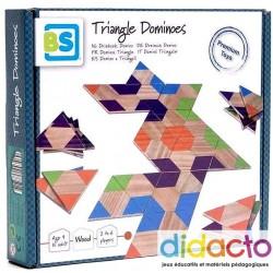 Dominos Triangle