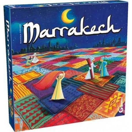 Marrakech, le jeu des tapis