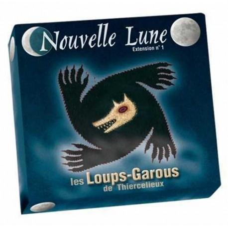 Les Loups Garous extension: Nouvelle Lune