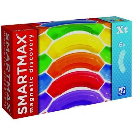 Smartmax - 6 batônnets incurvés