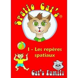 Sapico Cat's 1 - les repères spaciaux