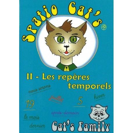 Spatio Cat's 2 - les repères temporels