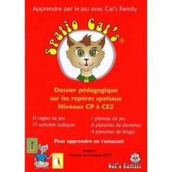 Spatio Cat's 1 - dossier repères spatiaux