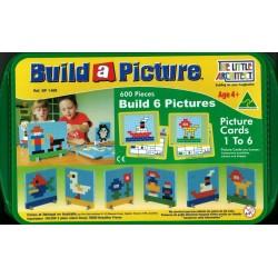 Images à construire 1 à 6 (600 p)
