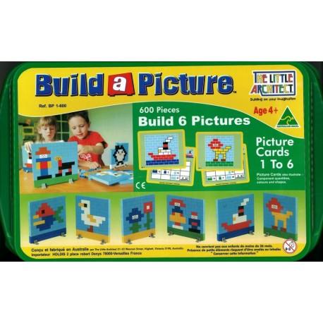 Images à construire (600 p)