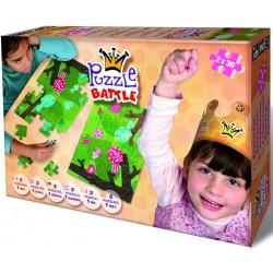 Puzzle Battle Oiseaux