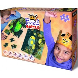 Puzzle Battle Poissons