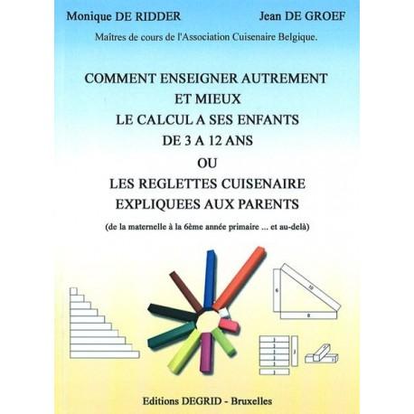 Les réglettes Cuisenaire expliquées aux parents