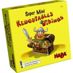 Redoutables vikings - Super mini