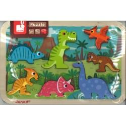 Chunky dinosaures