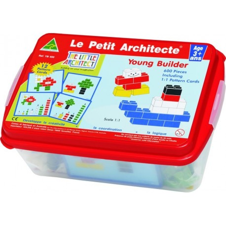 Petit Architecte (260 p)