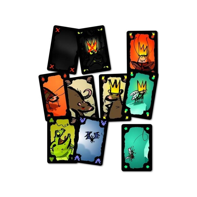 Poker des cafards jeu