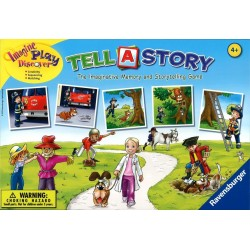 Histoires pour jouer (Tell a story)
