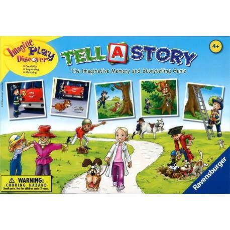Histoires pour jouer (Tell a story)