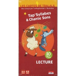 Tap' syllabes & chante sons
