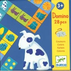 Domino des animaux