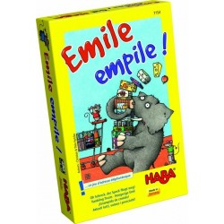 Emile empile!