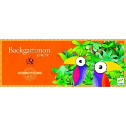 Backgammon junior