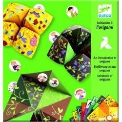 Initiation à l'origami: salières