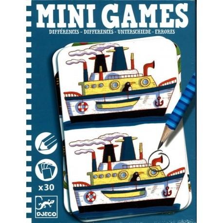 Mini Games Les différences de Rémi