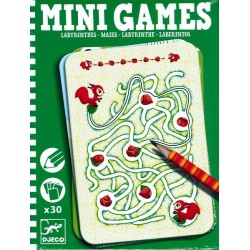 Mini Games Labyrinthes d'Ariane
