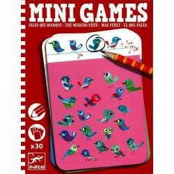 Mini Games Celui qui manque