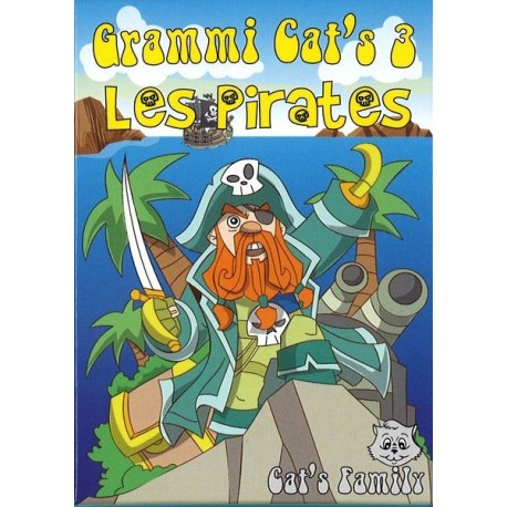 Grammi Cat's III - les pirates