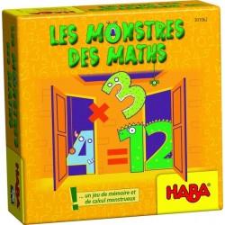Les monstres des maths